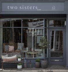 'two sisters home'...love the name