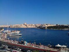 Valletta from Sliema - Malta