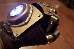 Steampunk Glove III by ~Hellessen on deviantART