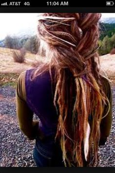 Dreads on Pinterest | Dreadlocks, Partial Dreads and Dread Beads