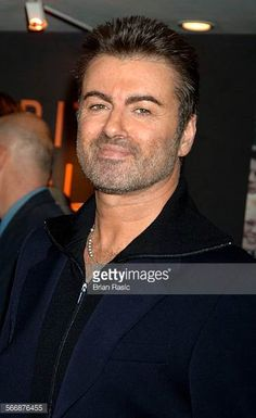The Music Industry Trusts' Awards 2005 At Grosvenor House Hotel London Britain 07 Nov 2005 George Michael