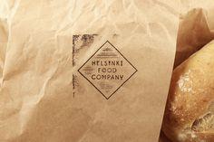 Helsinki Food Company - Werklig - A brand design agency from Helsinki Ty Food, Logo Branding, Branding Design, Egg Shop, Stream Of Consciousness, Food Industry, Corporate Identity, Brand Identity, Design Agency
