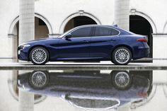 Nieuwe foto's van de bloedmooie Alfa Romeo Giulia