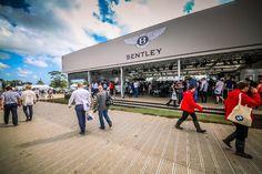 Bentley Albumn #Losberger 20 Kubo structure 2.5m high parapet #EventProfs #EventStructures