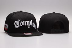 730e69ed4c8 Men s California Republic x New Era 9Fifty Compton Old English Snapback Hat  - Black   White