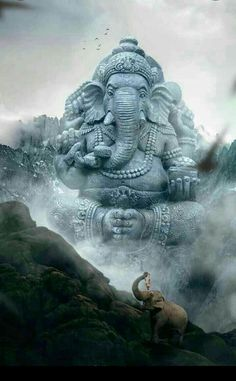 Make this Ganesha Chathurthi 2020 special with rituals and ceremonies. Lord Ganesha is a powerful god that removes Hurdles, grants Wealth, Knowledge & Wisdom. Ganesh Wallpaper, Lord Shiva Hd Wallpaper, Lord Vishnu Wallpapers, Ganesha Pictures, Ganesh Images, Lord Krishna Images, Arte Ganesha, Shri Ganesh, Durga