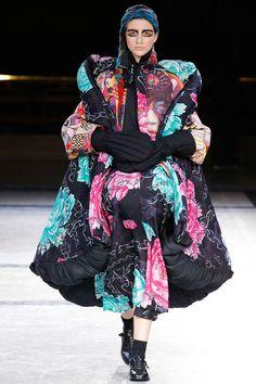 Yohji Yamamoto FW14 womens, Paris - StyleZeitgeist