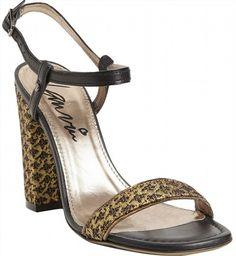 235.60$  Watch now - http://vivkt.justgood.pw/vig/item.php?t=wn4y4mj44273 - NIB $890 Lanvin Runway Gold Brocade Heel Leather Silk Ankle Strap Sandal 39