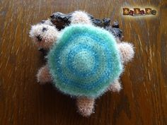 Knitting Patterns Funny Sponge big turtle, for bath and kitchen, crocheted by Dadade Crochet Kitchen, Crochet Home, Free Crochet, Knit Crochet, Crochet Poncho Patterns, Knitting Patterns, Big Turtle, Love Pictures, Bubbles