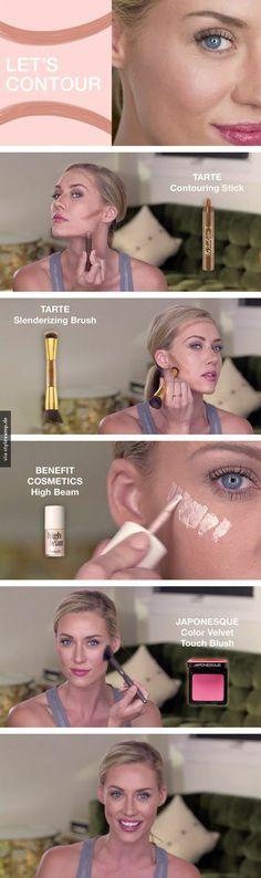 Die beste Anleitung für dein natürliches Make-Up! ♥