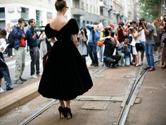 A behind-the-scene diary by sidewalk snapper Stefania Yarhi