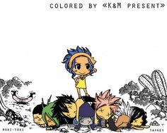 Tags: Anime, FAIRY TAIL, Natsu Dragneel, Gray Fullbuster, Juvia Loxar