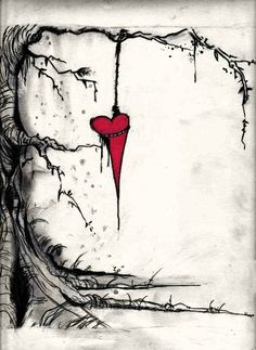 The Used..my husband used to draw me this pic all the time when we were dating..I've always loved it! :-)