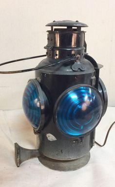 Canadian National Railway signal lamp $45