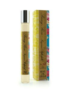 Peony Rose Rollerball Perfume by Somerset Blooms