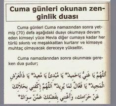 Doa Islam, Islam Quran, Karma, Wealth, Prayers, Erdem, Facts, Beans