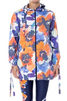 Desigual Purple Women Jacket M Belted Cardigan, Sweater Cardigan, Purple Jacket, Purple Pattern, Jackets For Women, Clothes For Women, Trousers Women, Hooded Jacket, Long Sleeve Tops