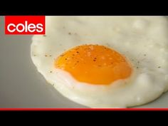 How to fry the perfect eggs with Curtis Stone - YouTube