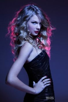 Soft waves... Love it! (Taylor Swift) 'Sweet & sexy!'