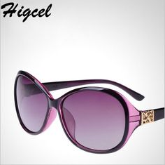 6e934425f814 Fashion Leisure Polarized High Grade Sunglasses For Woman Metal Hollow  Flower Decoration Oval Frame Eyeglasses Low Price GLS0280