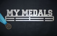 Medal Hanger - My Medals by SA Medal Hangers - Premier Medal Hanger designers