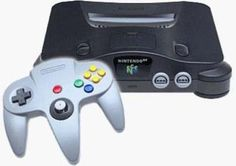 Nintendo 64.. we still have ours... and it STILL WORKS!