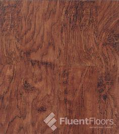 "Cappuccino Walnut VF07 1/4"" x 5-3/4"" x 4' Vinyl Plank Flooring"