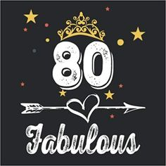 Awesome since 1940 gift for your mommy, aunt or grannie. Ladies Birthday team squad apparel 80 and fabulous mom born in 1940 present. 80th Birthday Gifts, Birthday Parties, Happy Birthday Wishes Photos, Memory Books, Party Guests, Notes, Memories, Amazon, Aunt