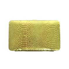 Snakeskin Embossed Flat Wallet/Clutch -- You can get more details by clicking on the image. (This is an Amazon Affiliate link and I receive a commission for the sales)