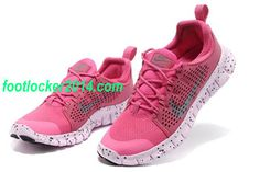 Nike Free Powerlines Ii Pink Shoes For Women