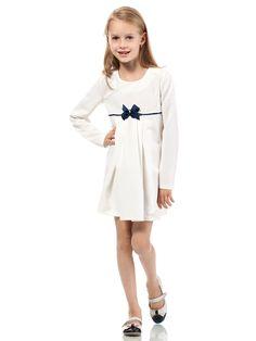 a228890b2a6e Dětské šaty s dlouhým rukávem KIDIN. BFashion Czech Republic · Kids Fashion