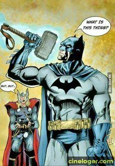 but but but batmanBatman (disambiguation) Batman is a fictional superhero appearing in comic books published by DC Comics. Batman may also refer to : Marvel Dc Comics, Marvel Fanart, Marvel Vs, Dc Comics Funny, Nightwing, Batgirl, Nananana Batman, Univers Dc, Im Batman