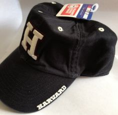 Harvard Adjustable Embroidered Baseball Cap - Blue by Number One Source, http://www.amazon.com/dp/B008RACW42/ref=cm_sw_r_pi_dp_qbegqb1MTY29S