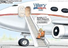 Many are questioning Hillary's Health lately, asking whether or not she's fit to be president.