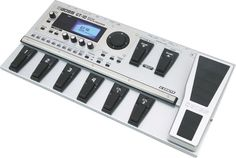 I'd like to have this: Boss GT-10 Guitar Multi-Effects Pedal
