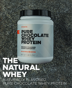 Pure Chocolate Whey Protein by MODEREAvailable as an easy-to-use powder formula, Modere™ Pure Chocolate Whey Protein is a premium meal supplement that provides 21 grams of ultra-filtered whey protein and naturally-occurring BCAAs to promote lean muscle growth and recovery.