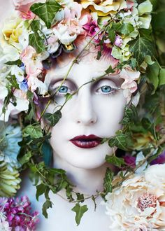 Photographer: Kirsty Mitchell's Wonderland