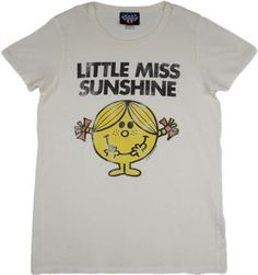 Vintage Inspired T-Shirts, Classic Rock t-shirts, Old School Tees Little Miss Characters, Junk Food Tees, Cool T Shirts, Tee Shirts, Little Miss Sunshine, Cartoon T Shirts, Vintage Cartoon, Vintage Inspired, Graphic Tees