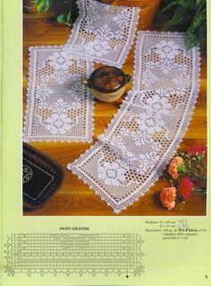 centri | Hobby lavori femminili - ricamo - uncinetto - maglia