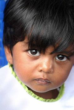 Bangalore, India by babasteve~~beautiful child