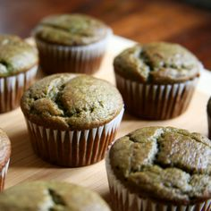 Banana Smoothie Muffins-sub out whole wheat flour