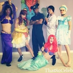 Todrick Hall and IM5 -- Disney Dudez. I love this haha omg everyone's finding about my secret boyband and idk if I love or hate it.