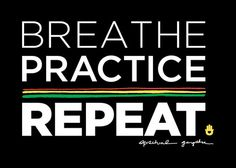 BREATHE PRACTICE VINYL DECAL