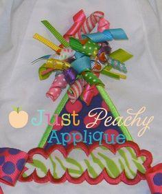 Korker Ribbon Tutorial from Just Peachy Applique