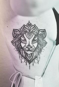 lion tattoo ideas (18)