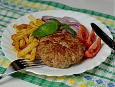 Сербская плескавица | Интересные рецепты