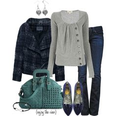 Casually Comfortable contest entry #3, created by enjoytheview on Polyvore