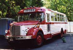 日野 BH・BA系  ボンネットバス