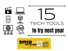 What are the latest tech tools out there for educators? And which tools have been successfully used by others? Textbook, Classroom, Technology, Teaching, Tools, Education, School, Day, Waiting