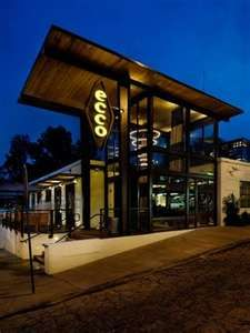 Ecco restaurant, Midtown Atlanta